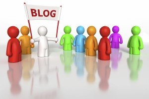 using generating leads blog